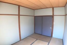 和室6帖(畳替えは入居者決定後に)